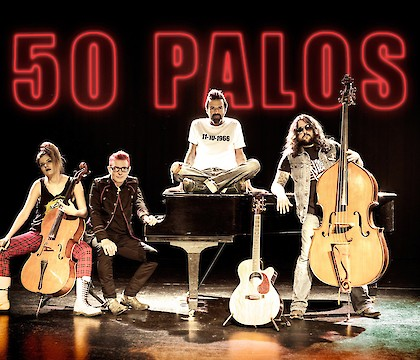 Jarabe de Palo 2017 U.S. Tour in Washington, D.C.