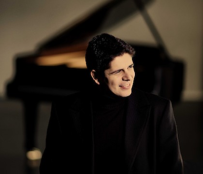 Javier Perianes at Mainly Mozart Festival