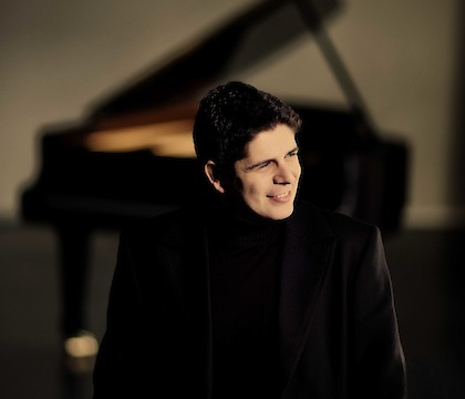Javier Perianes in Los Angeles Philharmonic