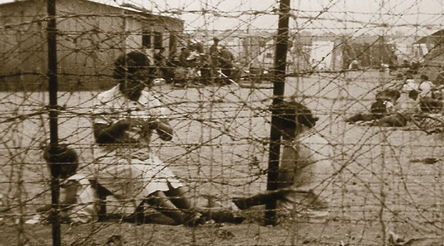 Between Barbed Wire and Exile. Spanish Sangrías and Vichy Therapies