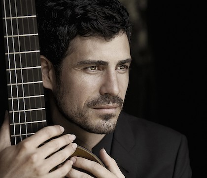 Guitarist Pablo Sáinz Villegas at Carnegie Hall