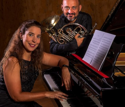 Visions from Spain, a Horn & Piano Soirée
