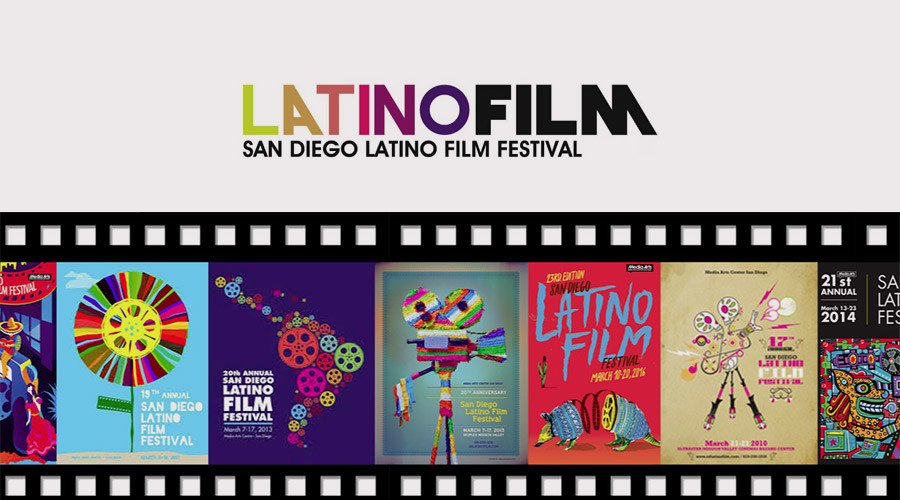 Design the Poster for the San Diego Latino Film Festival (SDLFF)