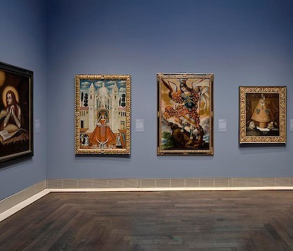 Spanish Colonial Paintings from the Thoma Collection