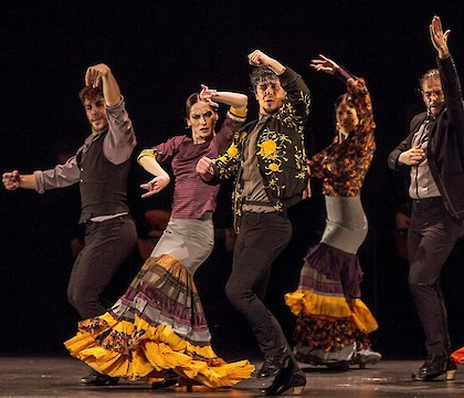 Flamenco Festival on Tour: Portland