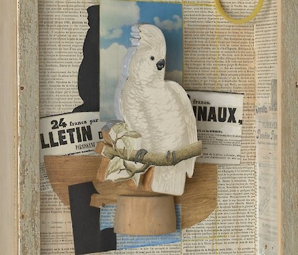 Birds of a Feather: Joseph Cornell's Homage to Juan Gris