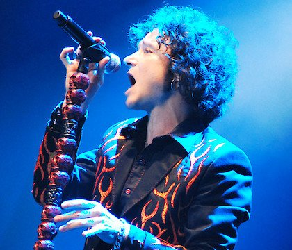 Enrique Bunbury on Tour in Los Angeles