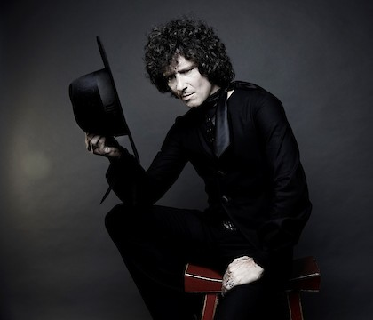 Enrique Bunbury on Tour in San Francisco