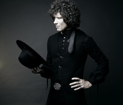 Enrique Bunbury on Tour in Washington, D.C.