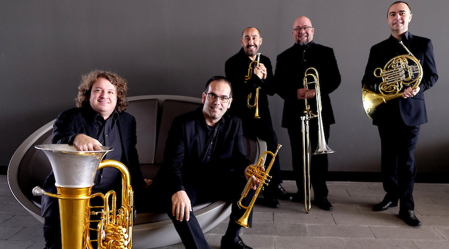 Spanish Brass at the International Trumpet Guild Conference