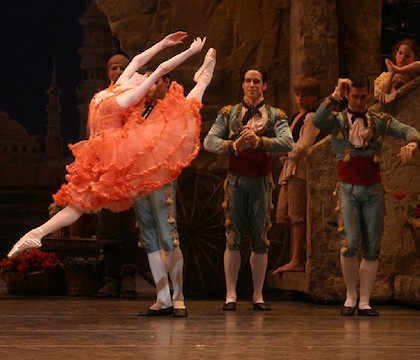 Don Quixote at the American Ballet Theatre
