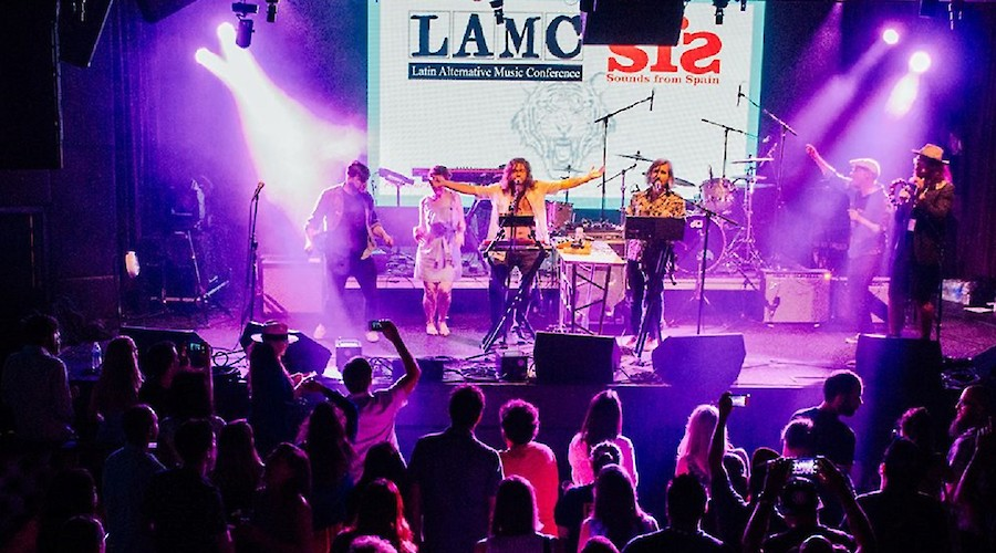 LAMC Showcase: Sounds from Spain