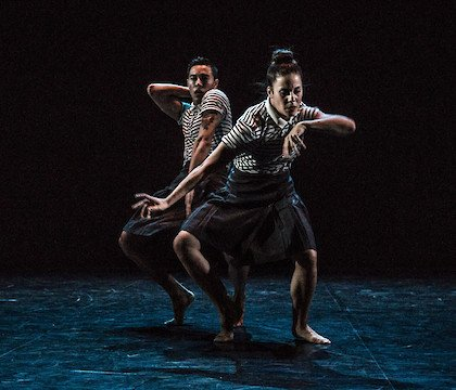 Iker Karrera Dance Company at the 37th Annual Battery Dance Festival