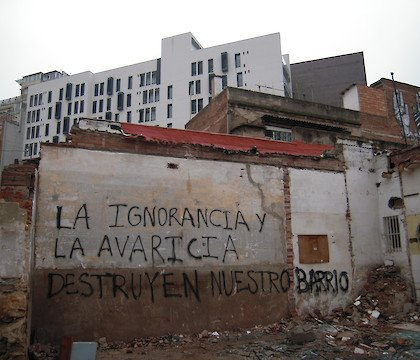 Urban Crisis & Creative Destruction: Barcelona Resilient City