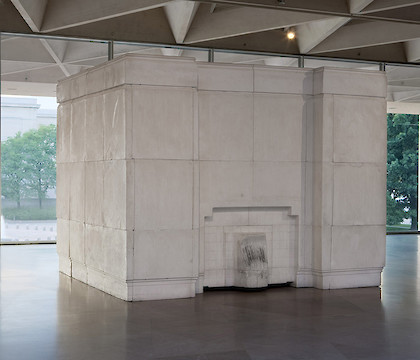 Cristina Iglesias on Rachel Whiteread
