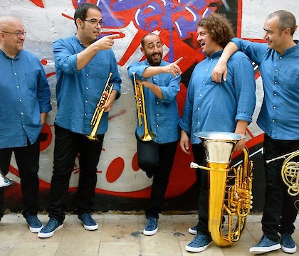 Spanish Brass: Christmas Tour in Michigan