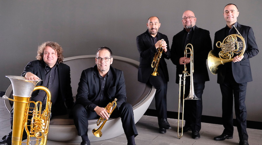 Spanish Brass: Christmas Tour in Seattle