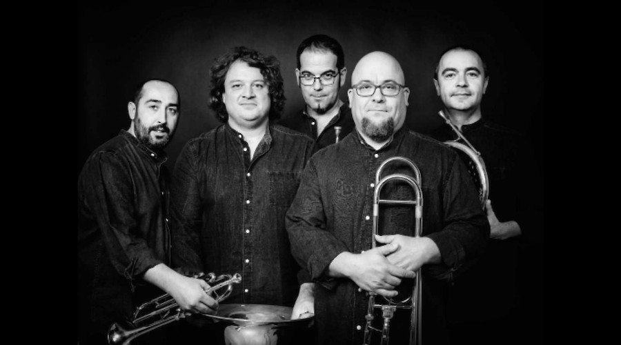 Spanish Brass: Christmas Tour in San Francisco