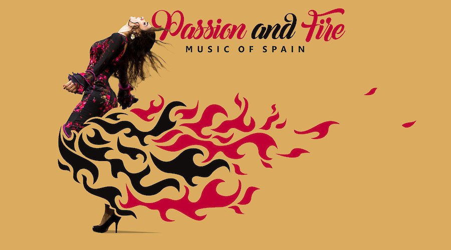 Passion and Fire: The Music of Spain