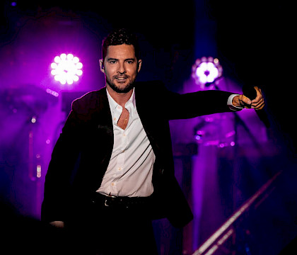 David Bisbal 2019 U.S. tour in Miami