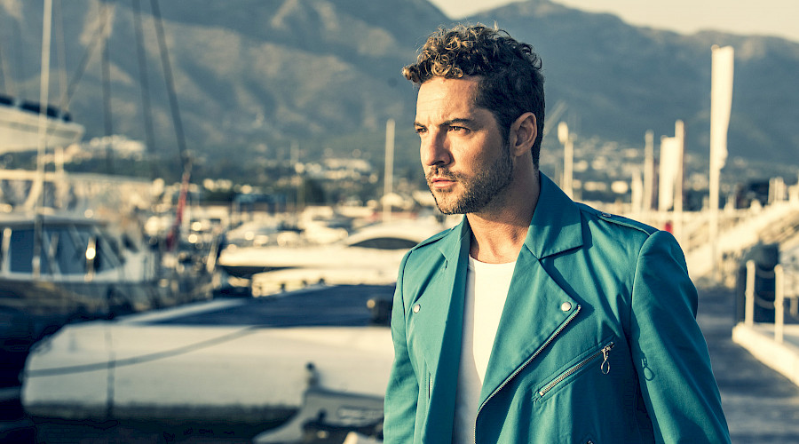 David Bisbal 2019 U.S. tour in Orlando