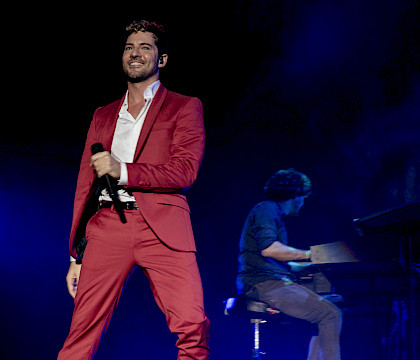 David Bisbal 2019 U.S. tour in Sacramento