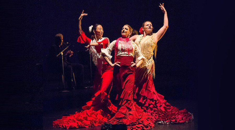 What the Moon Sees by Zorongo Flamenco Dance Theatre