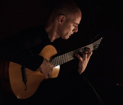 Ricardo Gallén at Boston GuitarFest 2019