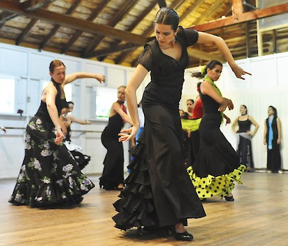 Flamenco & Spanish Dance Program with Irene Rodríguez