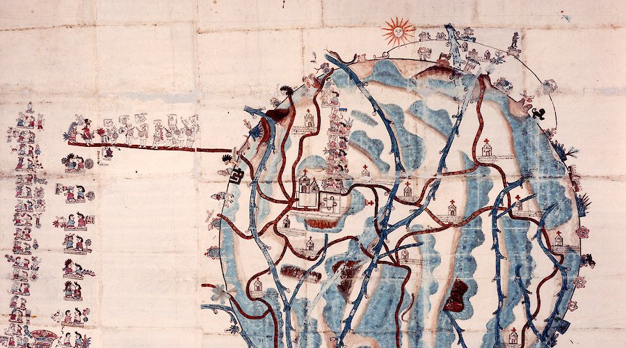 Mapping Memory: Space and History in 16th-Century Mexico