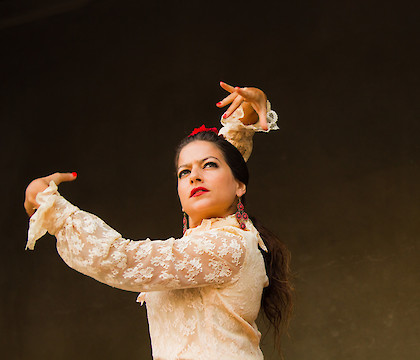 Flamenco & Sol: I'll be Waiting for you in The Alhambra