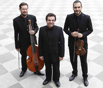 New York debut of Impetus Madrid Baroque Ensemble