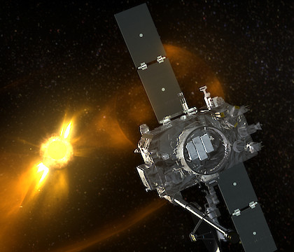 Solar Orbiter: a mission to look at the sun