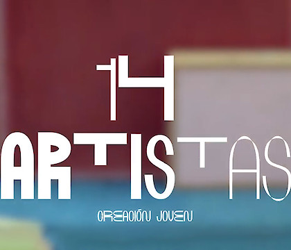 14 days / 14 artists: young creators
