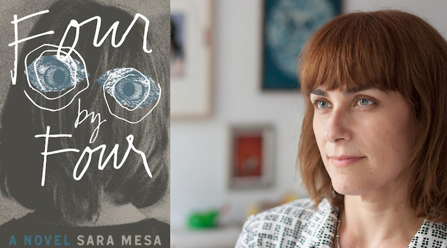 Spain Writes, America Reads: Four by Four by Sara Mesa