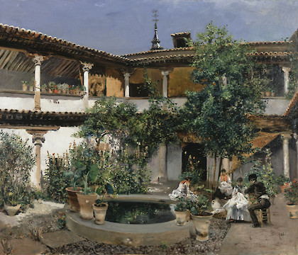 Americans in Spain: Painting and Travel, 1820-1920